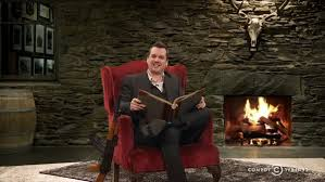 jim jefferies reads the real story of thanksgiving crooks and liars