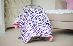 cora canap carseat canopy baby carseat cotton blanket cover w attachment