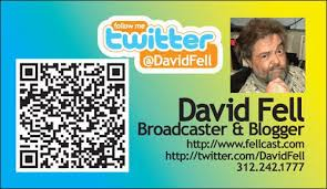 Should I Put A Qr Code On My Business Card 12 Clever Social Media Friendly Business Cards