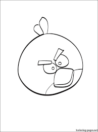 red angry bird coloring pages angry birds coloring pages space