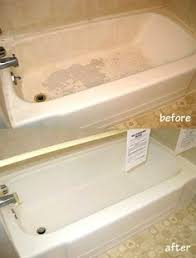 Bathtub Refinishing Diy How To Restore And Refinish A Tub U2013 Bathtub Refinishing