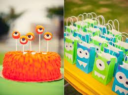 monster themed birthday party dylan pinterest