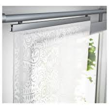 Ikea Kvartal Panel Curtains Rosenkalla Panel Curtain Ikea