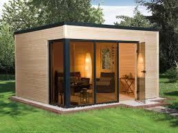 gartenhaus design flachdach weka gartenhaus cubilis grundriss 380 x 300 stärke 45 farbe natur