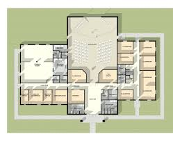 church gymnasium floor plans