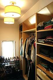 small closet lighting ideas closet lighting ideas ellenhkorin