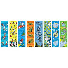 dr seuss assorted gift wrapping paper dr seuss bookmark assortment set 50 pieces 66869