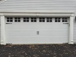 installation of garage door blog