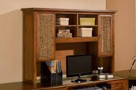 Large Computer Desk With Hutch by Fiji Large Hutch For Computer Desk U2013 Stix U0027n U0027 Things