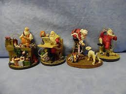 102 best norman rockwell ornaments images on norman