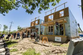 Affordable Homes To Build by Ryan Braun And Brewers Help Kick Off Milwaukee Habitat Build Season