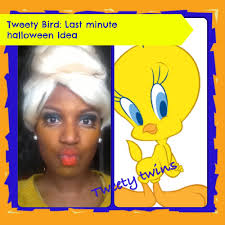 103 halloween tweety bird last mintue idea youtube