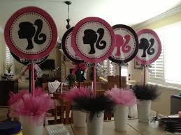Decorate Table For Birthday Party Home Design Cute Birthday Party Center Pieces Centerpieces