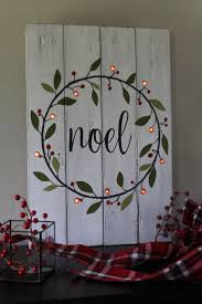 566 best christmas words signs blocks images on pinterest