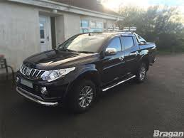 mitsubishi l200 2015 to fit 2015 model mitsubishi l200 triton strada triton side