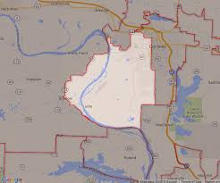 us house of representatives district map for arkansas arkansas house of representatives