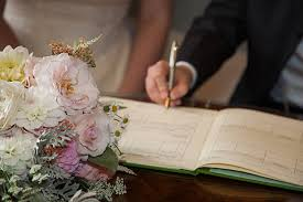 wedding register marriage certificate pictures images and stock photos istock