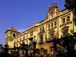 hotel alfonso xiii seville spain luxury passion