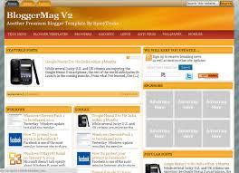 25 free responsive blogger templates for 2017 seo adsense