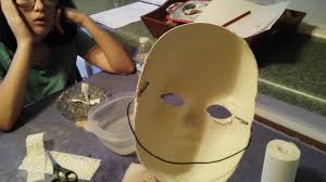 silent hill nurse part 1 halloween mask diy youtube