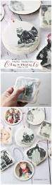 White Christmas Ornaments Diy by Best 25 Picture Ornaments Ideas On Pinterest Photo Christmas