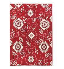 3 X 5 Indoor Outdoor Rugs Bandana Outdoor Rug 5 3 X 7 6 Plow Hearth