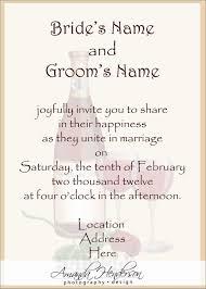 Indian Wedding Invitation Wording Sample Wedding Invitations Wordings Bride And Groom Inviting