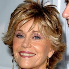 how to do hair like jayne fonda jane fonda short hg de see all different celebrity hairstyles
