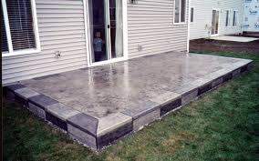 Patio Slab Designs Inspiring Concrete Slabs Patio Ideas Patio Patterns Ideas Fresh
