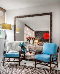Mirror Living Room Tables Small Living Room Ideas To Make The Most Of Your Space Freshome