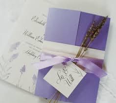 lavender wedding invitations lavender wedding in california nooneyart designs