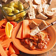 light appetizers for parties healthy slow cooker appetizer recipes better homes gardens