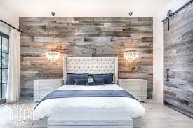 Wall Coverings For Bedroom Tobacco Barn Grey Wood Wall Covering U2013 Master Bedroom Porter