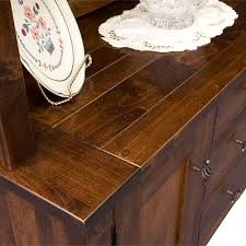 Solid Wood Buffet And Hutch Solid Hardwood Buffets And Hutches Home And Timber
