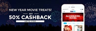 paytm get 50 cashback upto rs 150 on booking 2 or more movie