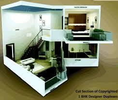 Ravi Karandeekar S Pune Real Estate Market News Blog Invest In 1 Bhk Duplex House Plans