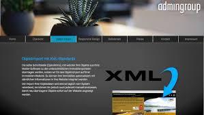 Immobilienportale Admingroup Webdesign Erstellung Von Internetseiten