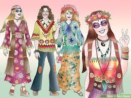 hippie bands how to be a hippie with pictures wikihow