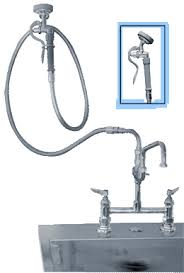 Bathtub Faucets With Sprayer Faucets Vssi Wall Mounted Swing Nozzle W Swivel Sprayer Unit