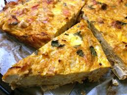 cuisine tunisien tajine au fromage cuisine tunisienne