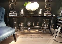 Venetian Mirrored Console Table Venetian Mirrored Console Furniture For Home La Maison Chic