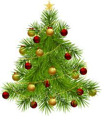transparent png tree with ornaments infantiles