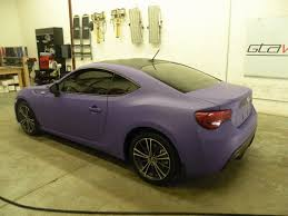 subaru brz matte red full color archives gta wrapz