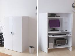 meuble bureau fermé bureau fermé pour ordinateur recherche déco