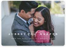 Save The Date Wedding Magnets Save The Date Magnets Minted