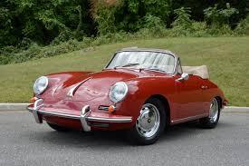 porsche 356c collectorscarworld com 1964 porsche 356 c cabriolet
