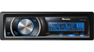 deh p600ub premier cd receiver with full dot oel display usb