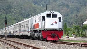 Kereta Api Kompilasi Kereta Api Sawunggalih Utama