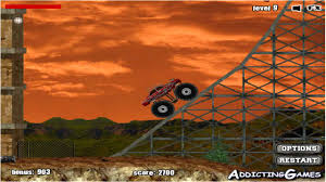 monster truck videos free monster truck games monster truck demolisher full walkthrough
