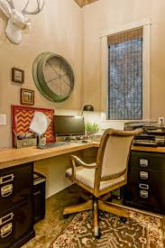 photos hgtv eclectic home office with corner desk loversiq